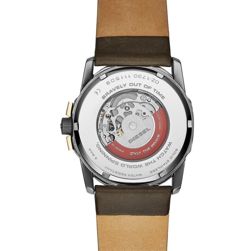 DIESEL全球限量機械錶系列 臺灣強勢出擊! - JUKSY 街星