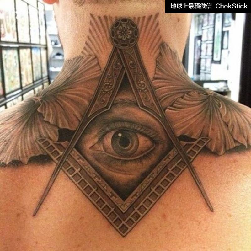 紋了這只「上帝之眼」,你離神又近了一步 - 第2頁 - JUKSY 街星