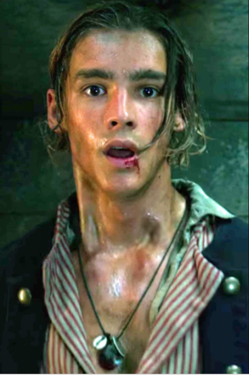 《神鬼奇航 5》亨利走紅!布蘭頓·思懷茲確定成為 DC「夜翼」 影迷:他真的很帥! - JUKSY 街星