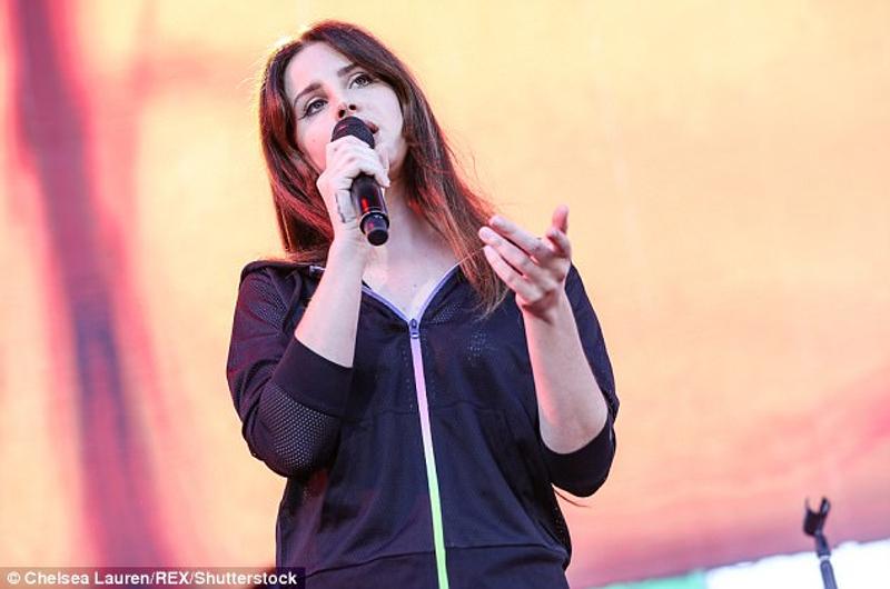 拉娜德芮被 Radiohead 告了 原因是她這首歌被懷疑抄襲名曲〈Creep〉... - JUKSY 街星