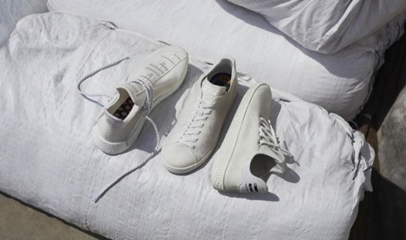 2018 春季白鞋來襲!adidas x 菲董 3 款編織鞋款 純白質感魅力再提升! - JUKSY 街星