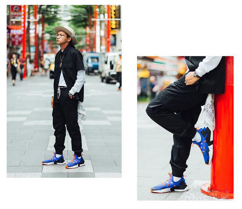 「鞋帶」怎麼綁 東西區時尚風格大不同 東區,西門潮店店員 穿搭比拼賽(西門篇) - JUKSY 街星