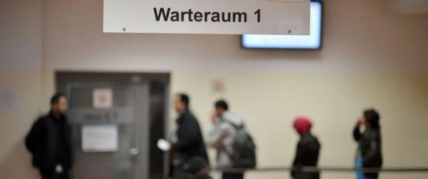 Beratung für Asylbewerber in Berlin: 8.000 sollen in diesem Jahr kommen Foto:  picture alliance/dpa