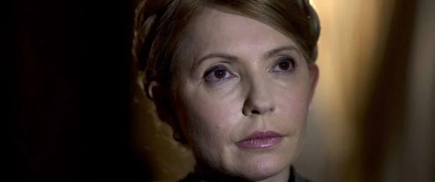 Julia Timoschenko: Hat sie Rußland mit Auslöschung gedroht? Foto:  picture alliance/AP Photo