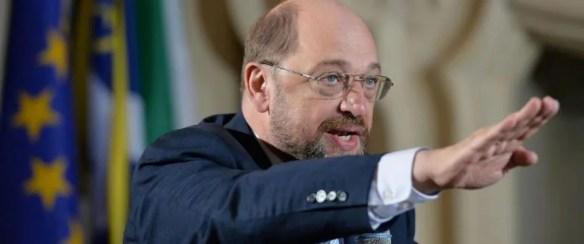 Martin Schulz: EU-Parlamentspräsident weist Vorwürfe zurück Foto:  picture alliance/dpa