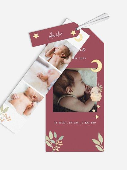 Texte Pour Accompagner Un Cadeau De Naissance : texte, accompagner, cadeau, naissance, Exemples, Textes, Remerciements, Naissance