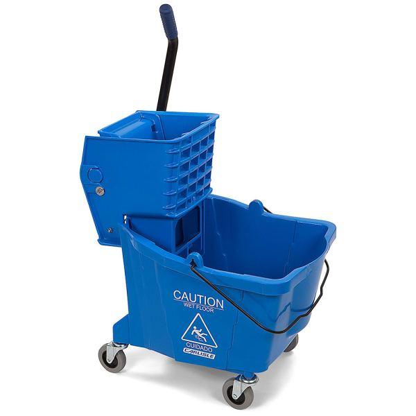 Mop Bucket Wringer Combo