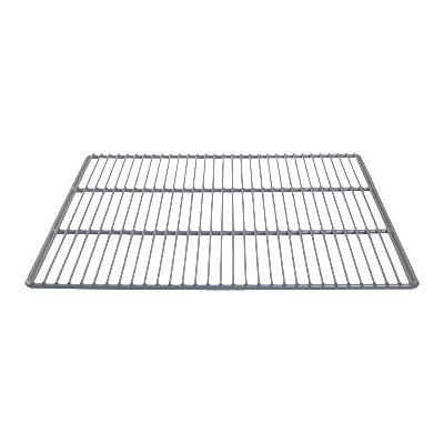 Franklin Machine 269-1044 Side Epoxy-Coated Wire Shelf for