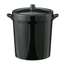 Service Ideas Ib3bl 3 Liter Ice Bucket With Double-wall