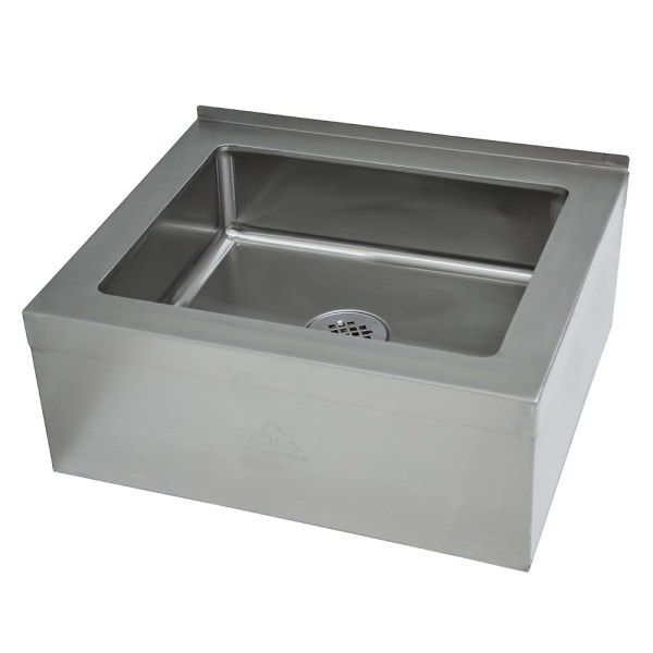 "Advance Tabco 9-op-20 Floor Mount Mop Sink With 6"" Bowl"