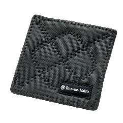 Kitchen Hot Pads Country Lighting Browne 5436102 Duncan Kitchengrips Pad 7 X In Black