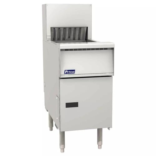 small resolution of pitco pcf 14 14 crisp n hold floor model fry warmer dump station underburner