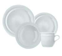 Emile Henry 0588073 Dinnerware Set - (1) Cereal Bowl, (1 ...