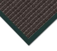 Notrax 4468435 Water Master Carpet, 3 x 5 ft, Rubber Base ...