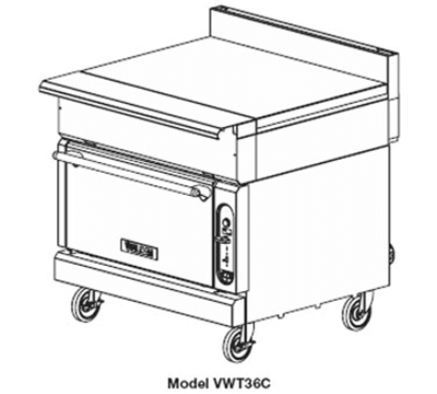 Vulcan VWT36C 36