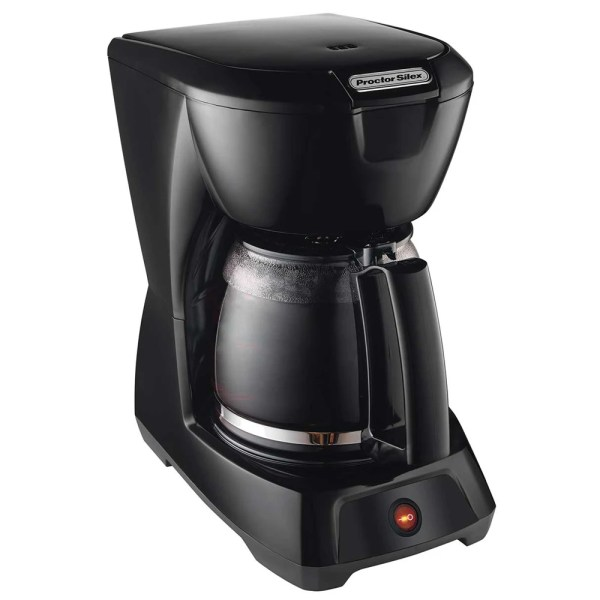 Proctor Silex 43602 12 Cup Coffee Maker With Glass Carafe