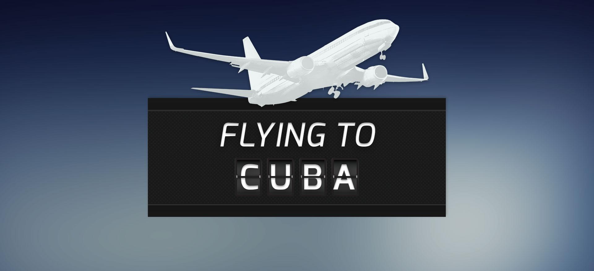 Resultado de imagen para flight Cuba