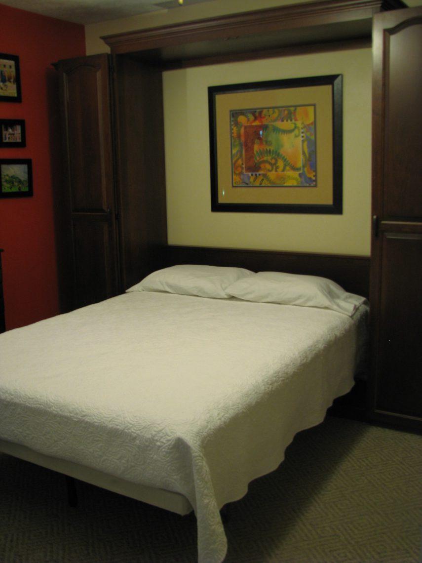 Living And Guest Rooms Kentucky Murphy Beds