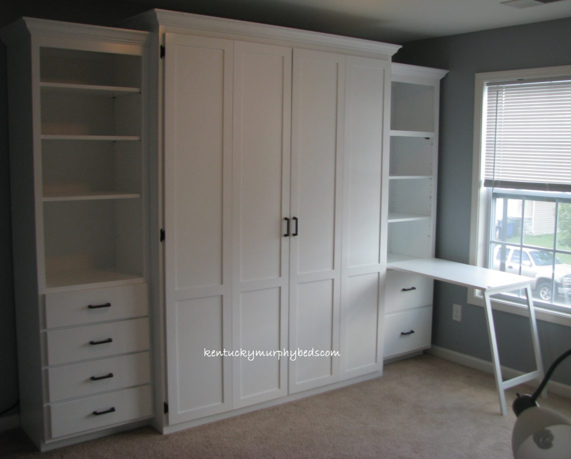 Home Office Upgrade Kentucky Murphy Beds