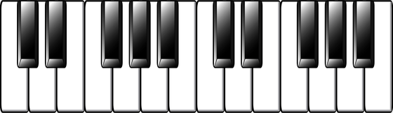 88 key piano keyboard diagram vectra b radio wiring layout of keys it s not unimportant to point out that in the early days white were black and