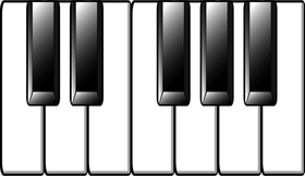 88 key piano keyboard diagram meyers plow wiring layout of keys these are all the within an octave and this pattern repeats itself seven one third times on a modern for total