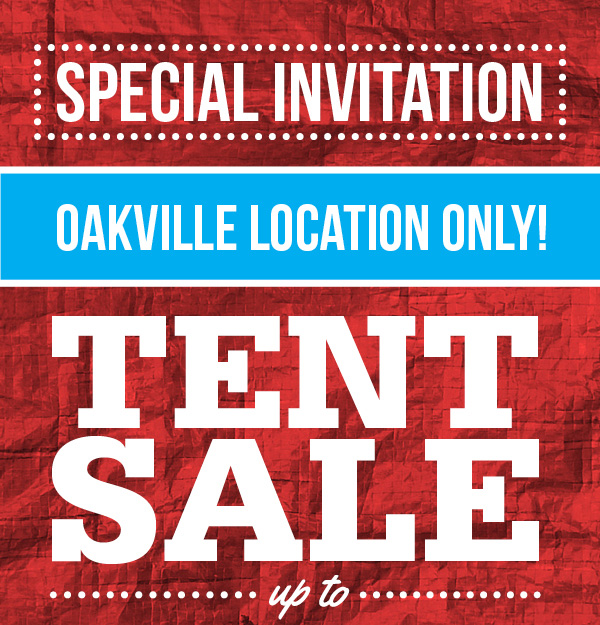 kitchen stuff on sale island for ikea oakville exclusive up to 75 off at our tent plus