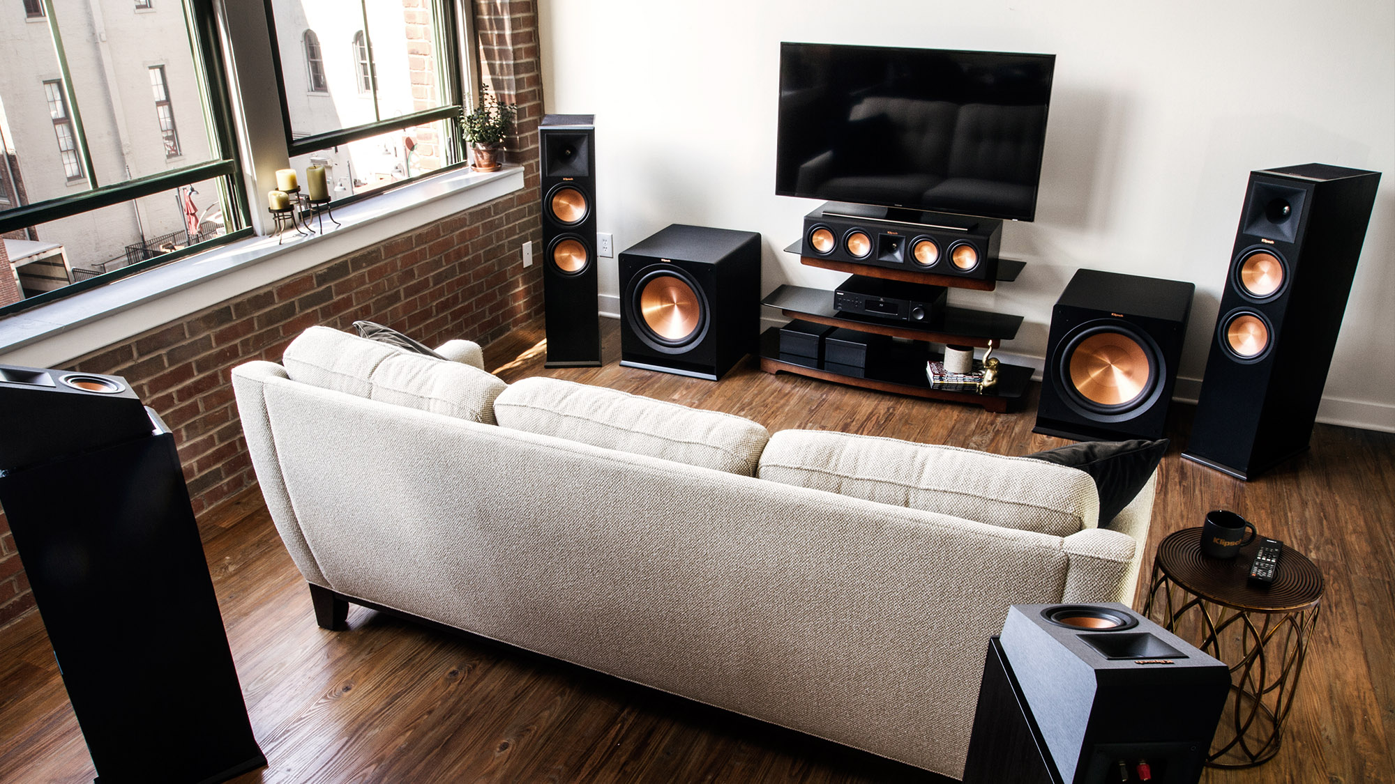 Dolby Atmos Home Theater Systems Klipsch