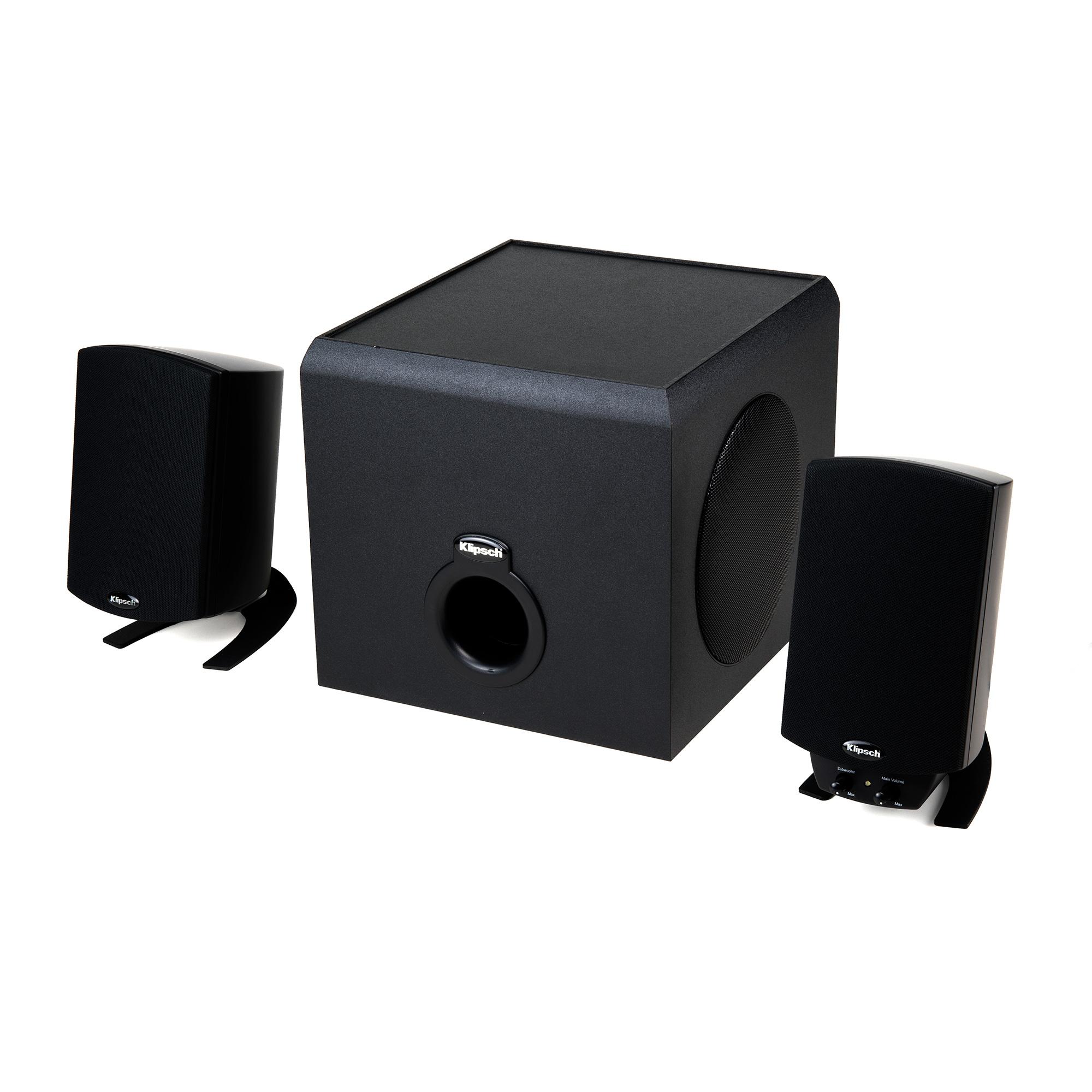 Sony Sound Bar Wiring Diagram Promedia 2 1 Bluetooth Computer Speakers Klipsch