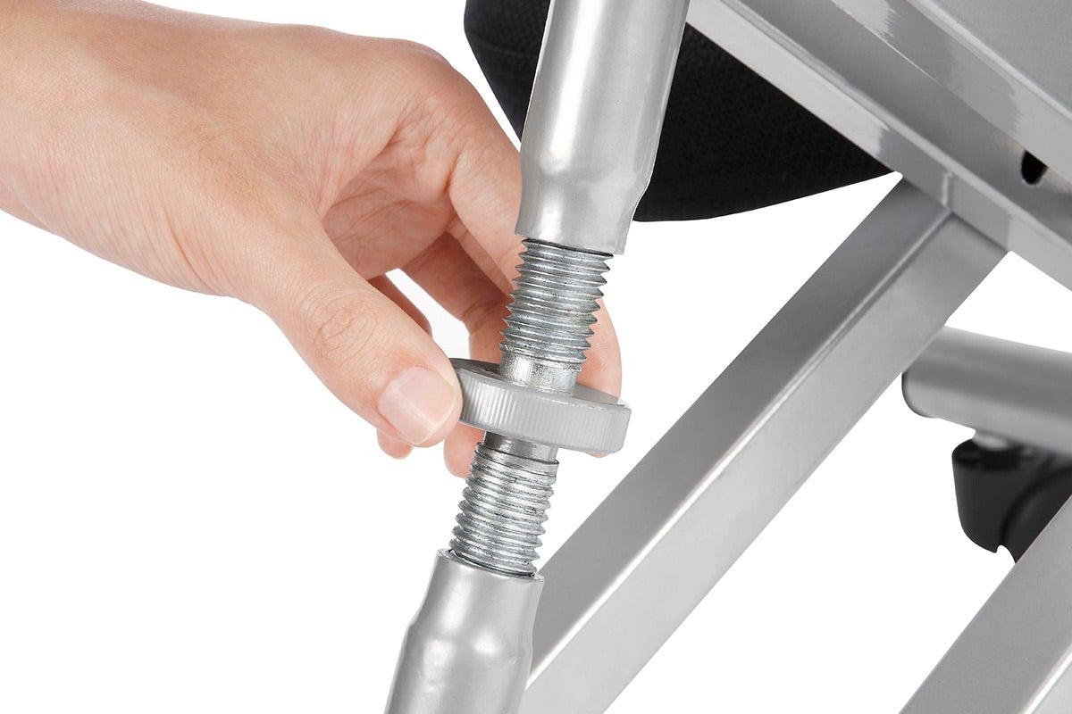 ergonomic chair kogan grey bean bag new ovela office kneeling ebay