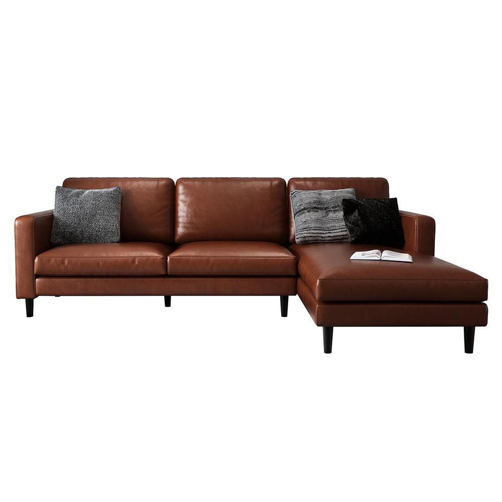 cheap leather sofas kogan com