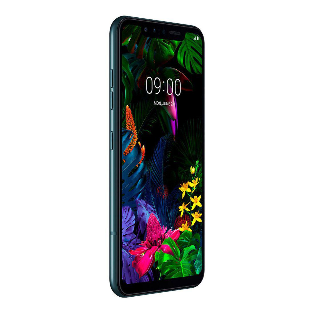 Dick Smith | LG G8s ThinQ (Dual Sim 4G/4G. 128GB/6GB) - Mirror Teal | Android Phones