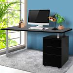 Office Computer Desk Student Laptop Study Table Home Workstation Shelf Desks Kogan Com
