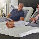 Split King All Other Sizes Adjustable Bed With Mattress Massage Zero Gravity Remote Control Long Single Matt Blatt