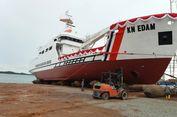 Tingkatkan Keselamatan Pelayaran, Kapal Navigasi KN Edam Diluncurkan