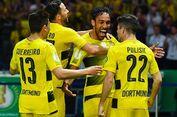 Akhiri Tren Negatif di Final, Dortmund Juarai Piala Jerman