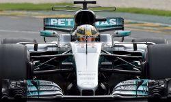 Hamilton Dan Mercedes Kuasai Hari Pertama GP Australia