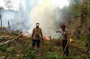 Tim Gabungan Amankan Seorang Pembakar Lahan di Riau