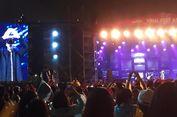 Hari Kedua Viral Fest Asia 2017 Terhenti Sementara karena Hujan