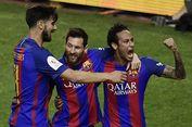 Barcelona Juara Copa del Rey 2016-2017