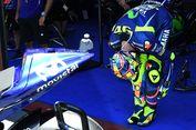 Valentino Rossi, dari Sakit di Tangan hingga Sulit Bernapas