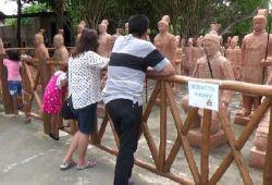 Tak Perlu Ke China, Patung Pasukan Terakota Ada Di Bangka