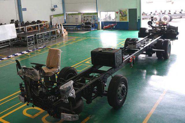 Produk baru Hino Bus RN 285 Automatic Transmission.