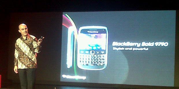 Peluncuran BlackBerry