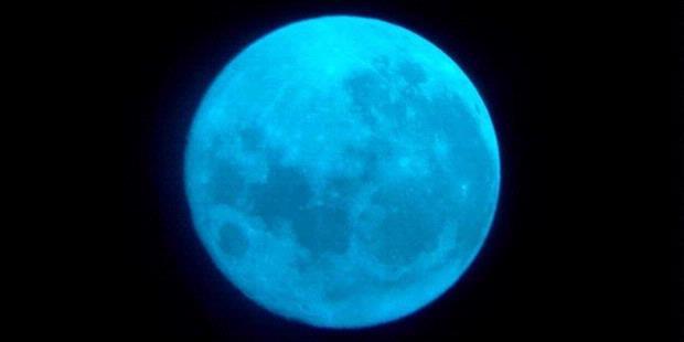 Badai Matahari Melenyapkan Bulan?
