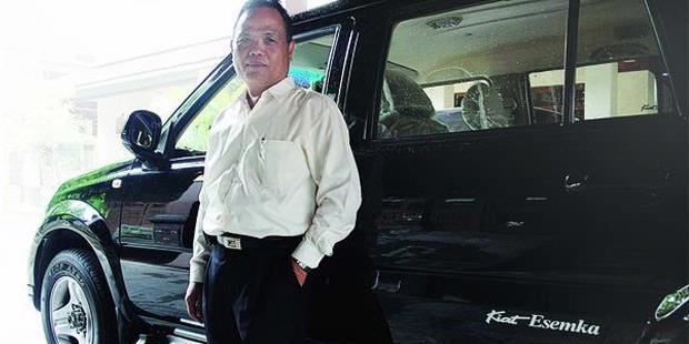 Kisah Sukiyat, Si Perakit Mobil Esemka
