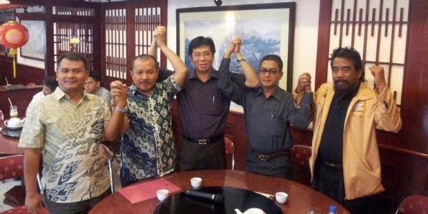 PPP-Hanura-PKS Dukung Ahmad Heryawan