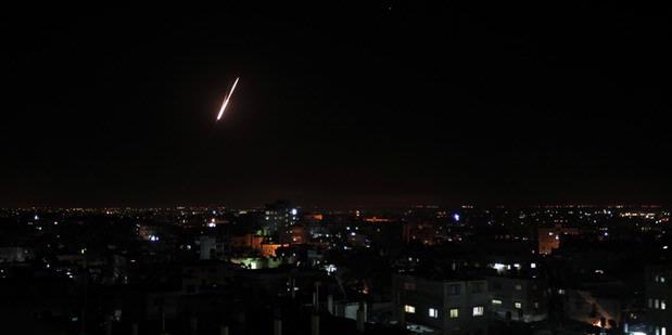 Roket Palestina Hantam Israel Selatan