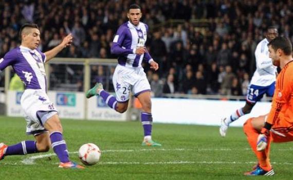 Toulouse Berhasil Tumbangkan Olympique Lyon