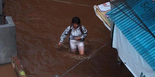 Ini Penyebab Banjir di Jakarta