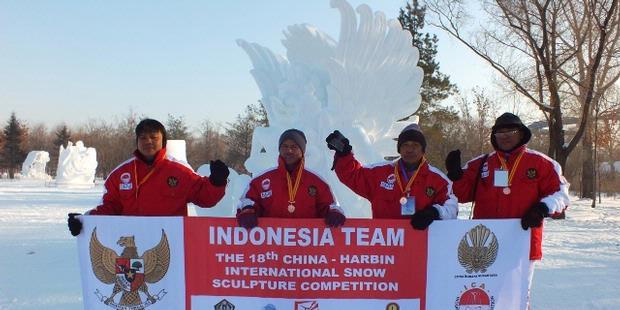 Tim pahat RI raih juara 3 di China (indonesiaproud wordpress com)
